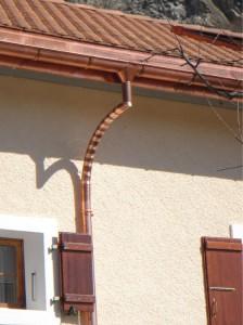 Col de cygne (propre fabrication)