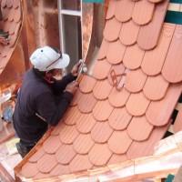 Les travaux de ferblanterie et couverture